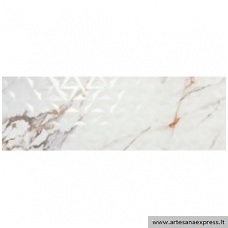 1219 Firenze Calacatta gold 40x120 Revetimiento Relieve Geo