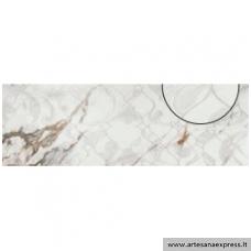 1219 Firenze Calacatta gold 40x120 Revetimiento Decor Nuxe