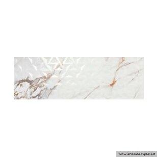 1219 Firenze Calacatta gold 40x120 Revetimiento Relieve Geo