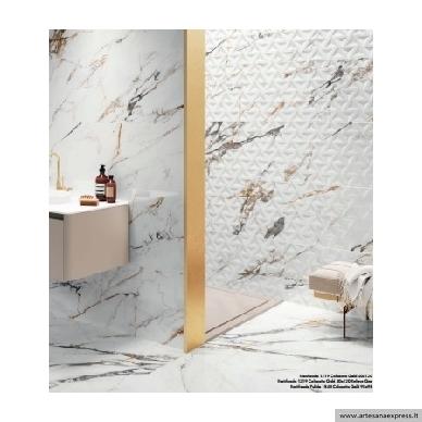 1219 Firenze Calacatta gold 40x120 Revetimiento 3