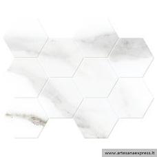 Alsacia Hexagono 210x260 mat