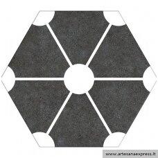 Atom Black Hex.25