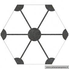 Atom White Hex.25