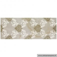 DECOR.1331 BEIGE 48x128  DAMASCO RECT