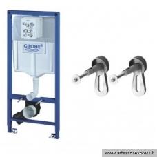 GROHE Rapid SL potinkinis WC rėmas 2in1, (rėmas+tvirtinimai)  h=1130mm