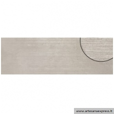 Manhatan gris relieve 30x90