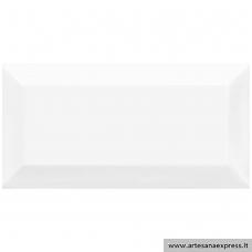 Metrotiles white 200x100x7
