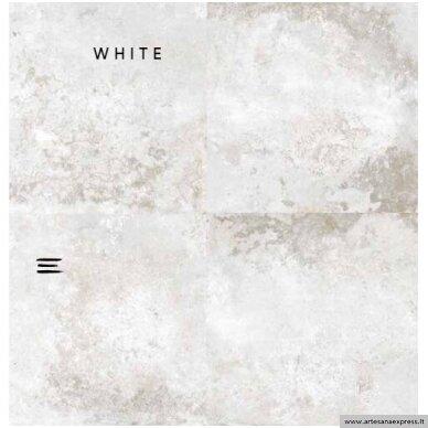 Over White 60x120 cm.
