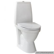 WC Jika Lyra Scandia pastatomas su dangčiu