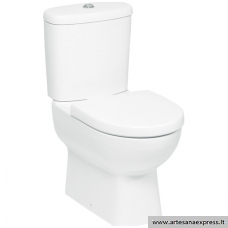 WC Kohler pastatomas su soft close